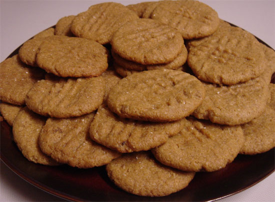 ... .comFlourless Peanut Butter Cookies | The Peanut Butter Boy