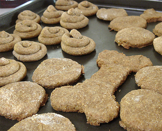 Peanut Butter Dog Treats vegetarian snack peanut butter