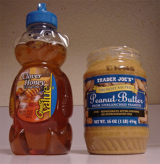 Honey Roasted Peanut Butter vegetarian peanut butter pb flavors low carb gluten free