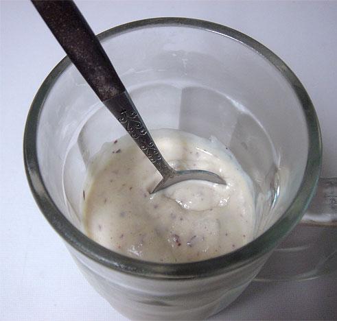 Fresh Peanut Butter Ice Cream vegetarian snack peanut butter pbe gluten free dessert