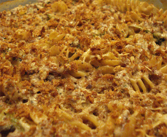 Hearty Mac n Cheese side dish peanut butterless main course
