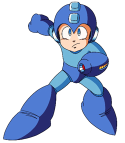 Recipe for Mega Man other diy
