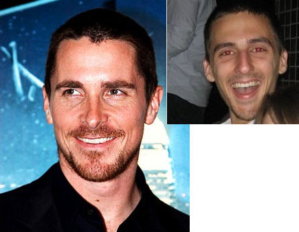 Christian Bale look-alike?