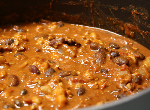 Super Peanut Butter Chili soup and chili peanut butter main course low carb gluten free
