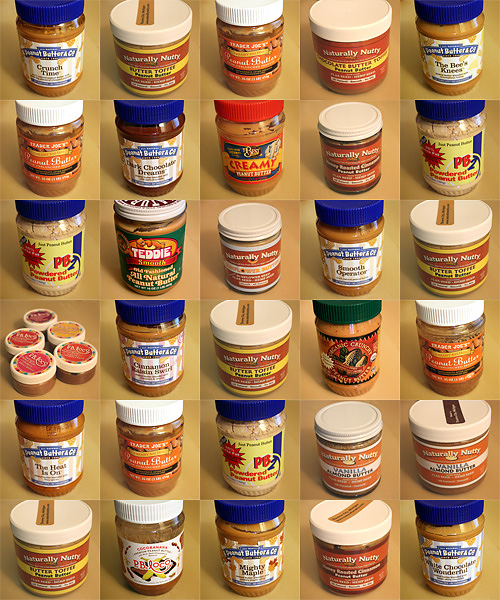 The Peanut Butter Reserve reviews peanut butter
