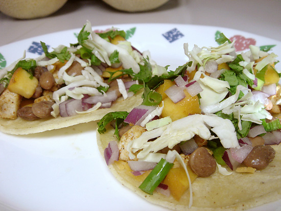 Authentic Mexican Tacos vegetarian peanut butterless mexican main course gluten free