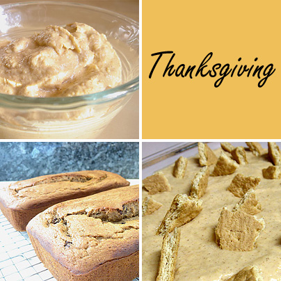 A Peanut Buttery Thanksgiving side dish peanut butterless peanut butter main course dessert breakfast appetizer