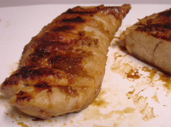 Peanut Butter Marinade & Grilling Sauce vegetarian peanut butter main course gluten free