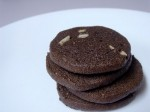 Chocolate Peanut Butter Anytime Cookies