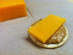 Done in 60 Seconds: Peanut Butter and Cheese