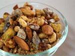 Spicy Honey Mustard Trail Mix