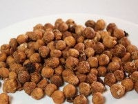 Peanut Roasted Chickpeas