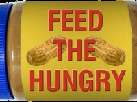 Leave A Comment, Feed The Hungry