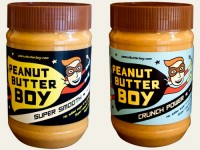 Peanut Butter Boy brand has arrived!