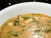 Massaman Chicken Curry Soup