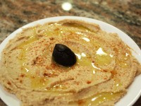Done in 60 Seconds: Peanut Butter Hummus