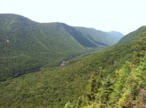 A gorgeous sight at Jacques-Cartier National Park.